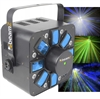 BeamZ LED Multi Acis III 5x3W-RGBAW, laserR/G, 8LED DMX